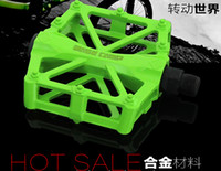 alloy folding bmx - HOT mountain bike bicycle foot s top ultra light shock absorbers bicycle pedal