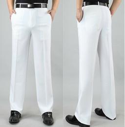 White Linen Dress Pants