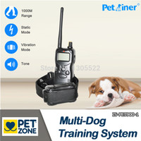 Wholesale Pet Electronic Training Collar with Remote Control Vibration Dog Training Collar