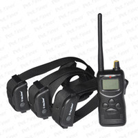 1000m dog shock collar - Dog Remote m Training Collar for Dogs shock and vibra waterproof and rechargeable