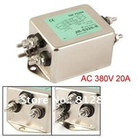 ac noise filter - AC V A Hz Power Line Noise EMI Filter JR S220 R