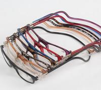 magnetic reading glasses - Adjustable Front Connect Readers unisex magnetic reading glasses fashion men women s brand design reading eyeglasses