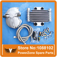 atv bike parts - Oil Cooler CG125 CG150 CG250 cc cc cc Radiator Cooling Parts Fit Motorcycle Dirt Bike ATV