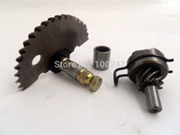 49cc gas scooter - Kick Start Shaft Gear Chinese Gas Scooter Moped GY6 cc cc QMB Spline