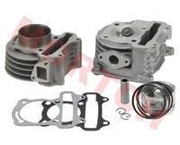 50cc atv - cc GY6 Big Bore high performance cylinder kit for cc GY6 QMB for Scooter ATV Go Karts Moped mm