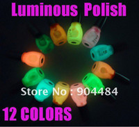 glow in dark products - Excellent Product Nail Art Varnish Luminous Polish Glow Glitter in the dark Paint Lacquer For Beauty Nails Fashion Desgin