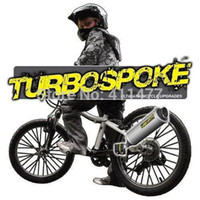 Wholesale Turbospoke The Bicycle Exhaust System