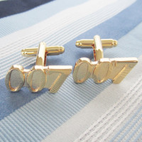 Wholesale Gold Cufflink Pairs Promotion