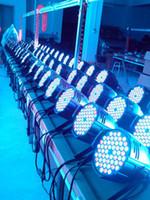 Wholesale 4X CE ROHS high quality RGBW W LED Par Light Stage Par64 Light