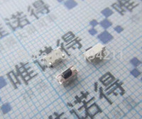 micro switch - batch X4X3 MM micro SMD Tact Switch side button switch MP3 MP4 MP5 Tablet PC switch