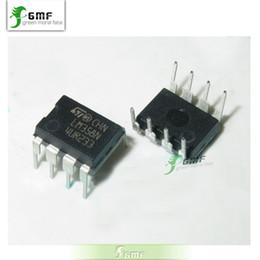 Wholesale LM358N LM358 Low Power Dual Op Amp Pin DIP