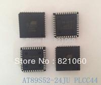 atmel flash - AT89S52 JU AT89S52 S52 PLCC44 ATMEL MCU K FLASH MHZ IC