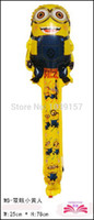 inflatable cartoon - Minions inflatable balloon cheer stick cartoon head balloon clappers bangbang stick