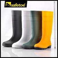 pvc boots - China Cheap waterproof PVC wellington rain boot for both man and woman