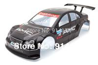 rc car body - RC car parts R C car body shell mm black No BK