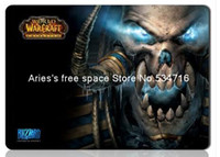 Cheap Wholesale-World of Warcraft mouse pad razer mousepads best gaming mouse pad gamer cheapest large personalized mouse pads keyboard pad