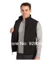 apex bionic vest - Spring Men s Fleece Apex Bionic Vest SoftShell Jacket Outdoor Camping Waterproof Windproof Coat S XXL Black