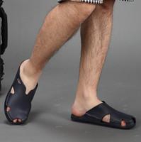 venda por atacado chinelos de borracha-Atacado-Vietnam brusca de temperatura melhor do que sandálias de couro buraco chinelos de borracha macia sandálias de verão casuais sandálias