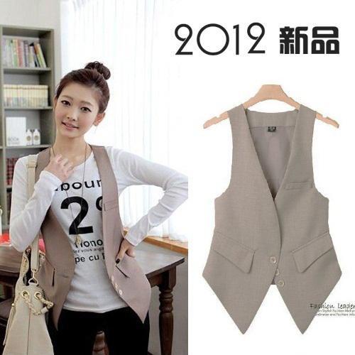 Cheap Vests Vest Best Proof Vests - Wholesale-women's Vests Vest Summer Vivi Camel Small Suit Vest