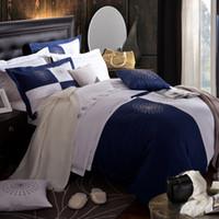 silk bedding - 6pc Noble silk jacquard bedding set luxury duvet cover set home textile silk bedding king size bed sets bed linen