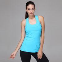 supplex yoga wear - Queen Yoga sexy yoga tank tops Comfortable fabric supplex top quality yoga wear