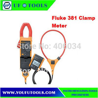 Cheap Wholesale-Fluke 381 F381 True-RMS 1000A AC DC Clamp Meter with iFlex replace Fluke 336 337