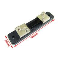 amp meter shunt - YB27VA DC in1 V V Volt Amp Dual Display Meter quot V A Red LED Voltmeter Amperemeter With Resistive Shunt