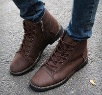 Men's Fashion Boots Cheap Hot Sale Men Fashion Boots