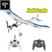 Cheap Wholesale-Newest!!! HF-120 Helicopter plane 2.4G 3 Channel RC remote control toys 58cm Full Scale Super Big Remote Control Glider