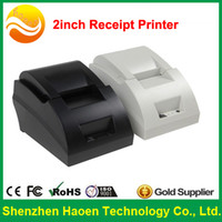 thermal printer - Mini Thermal printer with mm width USB interface Mobile Label POS Receipt Printer