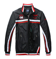 aston martin racing - Hot Sale Fashion Top Sports Jackets for Men Aston Martin Racing Jackets Men Thin Active Coats GB Colors