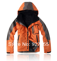 pizex - in High Quality Man s Outdoor Double Layer Waterproof Windproof Mountain Skiing Jacket Climbing Jacket Men PIZEX