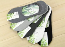 Wholesale pairs Men No Show Hidden Socks Foot Liners Low Cut for sneakers boat shoes