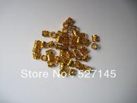 Wholesale Golden Plated Hair Dreadlock Bead Cuff Clip