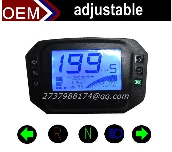 Wholesale-KOSO original speedometer motorcycle meter hot sell motorcycle parts free shipping