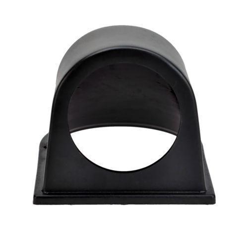 "Wholesale-2"" 52mm Black Pod Holder Blue LED Water Temp Temperature Digital Gauge Car Water Temperature Meter Water Radiator Free"