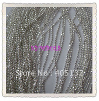 mda - MDA meters bag Silver Tiny Beads Without Facets Chain Shape Metal Nail Decoration Lovely Outlooking Nail Art Decorations