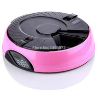 automatic dog feeder timer - Meal Tray Programmable Timer Automatic Pet Dog Cat Feeder Water Tray Bowls