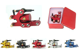 Wholesale NEW Professional Alloy Balance Rotary Tattoo Machine Liner Shader Tattoo Gun Supply