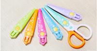 Cheap Wholesale-Wholesale,(1 Lot =18 Pcs )Supernova Sale DIY Scrapbooking Products Photo Paper Scissors Olfa Scissor Lace Diary Decoration