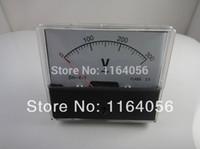 Analog Only Others Others Wholesale-Analog Volt Voltage Voltmeter Panel Meter AC 0-300V