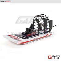 air speed parts - Freeshipping GARTT High Speed Swamp Dawg Air Boat without Electric Parts Remot Control Two Channels Big Sale