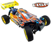 remote control car gas - HSP Hobby Remote Control Car Scale Models Nitro Gas Power wd Two Speed Off Road Buggy Wackwash High Speed Rc Car