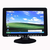 computer monitors - hot selling wide screen computer monitor with inch digital panel in car VGA Monitor car PC Monitor