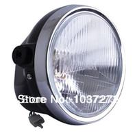 Cheap Wholesale-Motorcycle headlight for YAMAHA YBR125 YBR 125 2002-2015