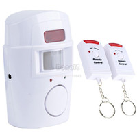 home system - PromotionNew Home System Remote Control Wireless PIR Infrared Motion Sensor Alarm Security Detector Drop shipping b14 SV002758