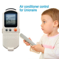 Wholesale Air Conditioner Remote Control for Unionaire with LCD Display from Factory