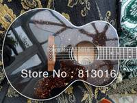 vintage black guitar - best guitar J Jumbo Acoustic Fishman EQ Vintage black CLEAN electric guitar