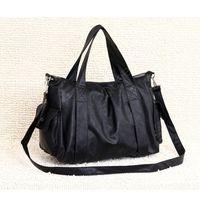 large handbags - Fashion Large Capacity Handbags New Lady Leather Bag Cross Body Tote Handbag for Women Gray Camel Black Colors