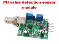 analog voltage output - PH sensor module acquisition sensor module temperature compensation the analog voltage signal output